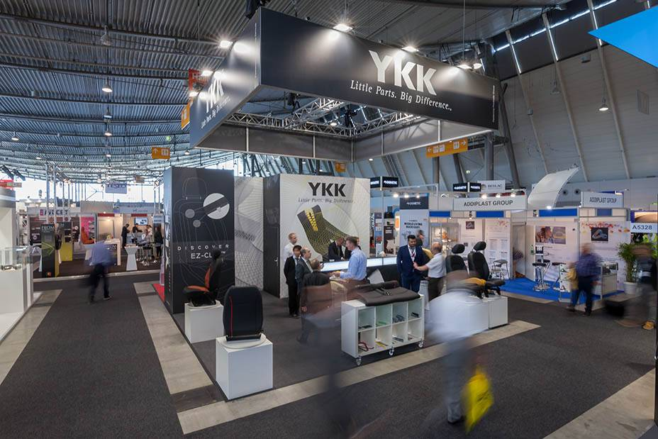 automotive interiors EXPO, Stuttgart / YKK